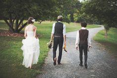 intimate indie wedding juan maclean