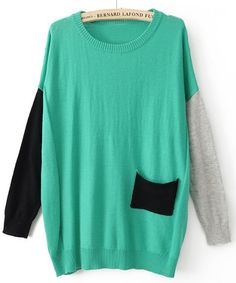 perfect green pocket jersey