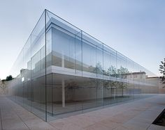 glass for facade