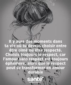 #citation #vie #amour #couple #amitié #bonheur #paix #jeprendssoindemoi sur : www.santeplusmag.com: