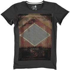 T-shirt stampa fantasia !Solid - € 19,95 scontata del 10% la paghi solo € 17,96 | Nico.it è il tuo negozio on-line - #nicoit #catbalou #tshirts #menfashion #winterfashion