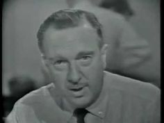 Walter Cronkite announces President John F. Kennedy's death, November 22, 1963