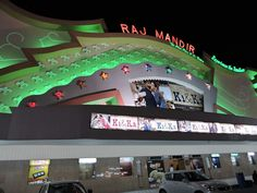Raj Mandir Cinema, Jaipur, India Jaipur India, G Adventures, National Geographic, Broadway Shows, Cinema, Movie Theater, Movies, Broadway Plays