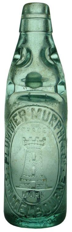 Auction 25 Preview | 52 | Plummer Murphy South Melbourne Castle Codd Bottle