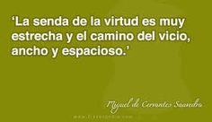 Frases de Miguel de Cervantes Saavedra