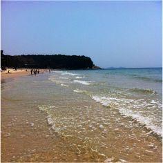 Daecheon beach, South Korea