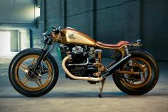 HONDA CX500 CAFE RACER | KINGSTON CUSTOM - Grease n Gasoline Honda CX500 Cafe Racer, Honda Cafe Racer, Cafe Racer, Honda CX500, Honda, www.way2speed.com,