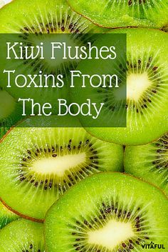 Food Facts: Detox With Kiwi!