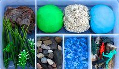 Dinosaur Sensory Play Kit Sensory Play, Kit, Handmade Gifts, Etsy, Nature, Kid Craft Gifts, Naturaleza, Craft Gifts, Diy Gifts