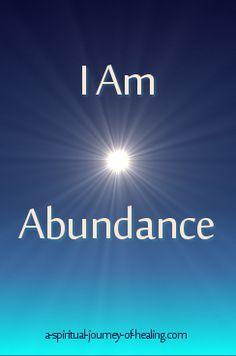 Prosperity Scriptures On Abundance