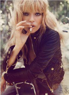 Kate Moss for Vogue Paris, April 2008 (2)