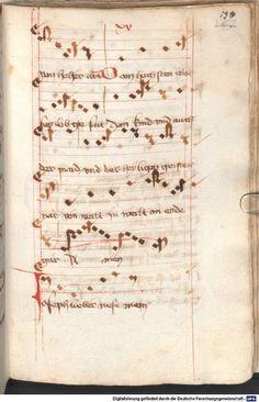 Mönch von Salzburg. Oswald von Wolkenstein: Geistliche Lieder mit Melodien Bayern/Österreich, erste Hälfte 15. Jh. Cgm 715  Folio 130