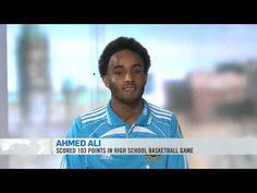 Ahmed Ali – Muslim High Scorer in Basketball High School Games, Class Of 2016, Freshman, Teenagers, Muslim, Ali, Basketball, Florida, Youtube