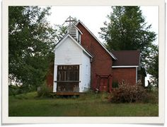 Millbridge Ghost Town, Bancroft Ontario