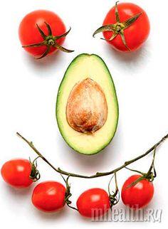 Помидор & авокадо