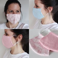 Cotton items made with love by professionals impacted by the pandemic. #maskon #facemask #canada #beauty #pink #blue #cotton #handmade Canada, Pink Blue, Camisole Top, Tank Tops, Instagram, Face, Cotton, Handmade, Beauty