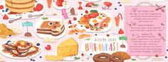 Weekend breakfast ideas by Sofia Cardoso