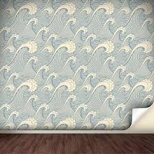 Image result for wave wallpaper for walls