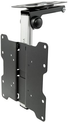 """Folding Flip Down Pitched Roof Ceiling Mount for LCD Flat TV & Monitors upto 37"""" #VIVO"""