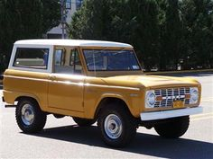 1971 Ford Bronco in Brooklyn, NY for sale - $7,000.