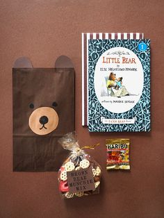 Custom Made: A Brown Bear Party