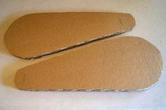 cardboard musical instrument case