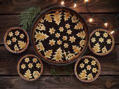 Poppy seed shortcrust tart and tartlets for Christmas / Tarta makowa na kruchym cieście i tartaletki :)