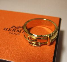 Hermes scarf ring