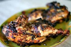 Jerk Chicken