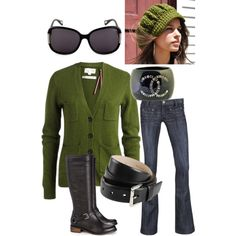 """""""Green"""" by emalbe on Polyvore"""
