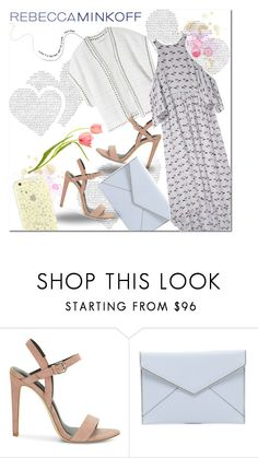 """""""Rebecca Minkoff Fashion: Contest Entry"""" by aly2628 ❤ liked on Polyvore featuring Rebecca Minkoff, women's clothing, women, female, woman, misses, juniors, contestentry, seebuywear and rmspring"""