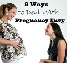 How To Deal With Pregnancy Envy - babble.com