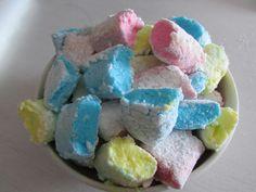 Kulinarne Wariacje: Pianki, czyli domowe marshmallows