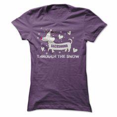 #DACHSHUND THROUGH THE SNOW