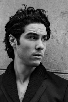 Tahir Rahim (1981) - French actor. Photo by Greg Williams