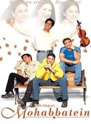 Cine Hindu En Español: MOHABBATEIN (sub. en español ...