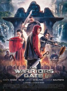 We've just spotted a new series of international posters of Warrior's Gate, the upcoming fantasy action adventure movie directed by Matthias Hoene and starring Uriah Shelton and Dave Bautista: Films Hd, Hd Movies, Movies Online, Movies And Tv Shows, Movie Tv, Movie List, Dave Bautista, Kung Fu, Em Breve Nos Cinemas