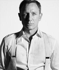 """#danielcraig photographed by RANKIN for the book """"Blood, Sweat and Bond  Behind the Scenes of SPECTRE"""" -10/27/2015"""