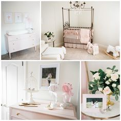 Nursery room watercolor art prints by Carrie Beth Taylor for @SugarBDesigns www.sugarbdesigns.com Jennifer Oetting Photography