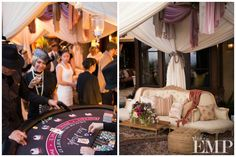 Speakeasy Birthday Party with A Good Affair Wedding and Event Production   Roaring 20's Birthday Party   Casino   Absinthe   1920's