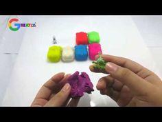 DIY Learn Colors Play Dough Creative Fun For Children