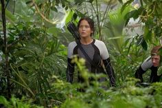 PICS: Even more behind-the-scenes stills from Catching Fire
