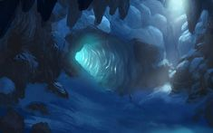 Chillwind Cave - Chronicles of Arn Wiki - Wikia