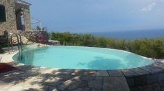 piscina smontabile sys area a vincolo paesaggistico #syspiscine #italianstyle #passionforwater #piscinedesign #spettacolo #lovewater