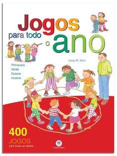 Livro JOGOS PARA TODO O ANO - ISBN 8575205021