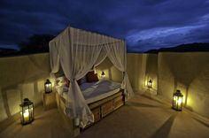 10 camas de hotel extraordinarias - ol Donyo Lodge Kenia, África