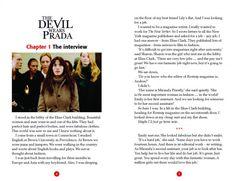Devil Wears Prada, The | 多聴多読ステーション 立ち読み・試聴してみよう!