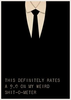 Movie Quote Posters by Ewan Arnolda - Men in Black #moviequotes #moviequoteposters