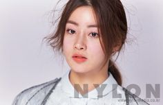 Kang Sora - Nylon Magazine March Issue '14