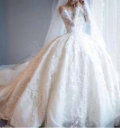 Fairytale bridal style